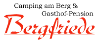 Camping am Berg - Gasthof-Pension Bergfriede -